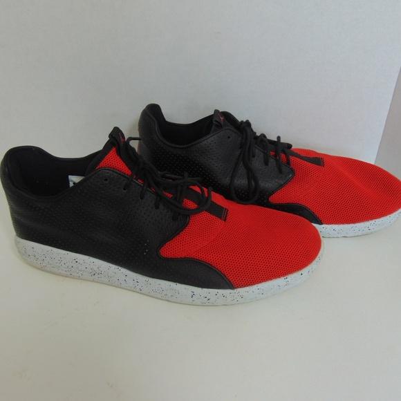 buty temperamentu kupuj bestsellery najlepsza wartość Air Jordan Eclipse Red Black Sneakers Shoes